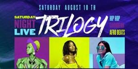 Saturday Night Live Hip Hop Afrobeats and Caribbean @ 760 Rooftop tickets