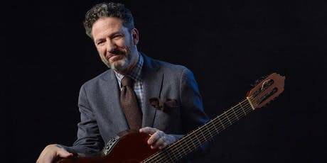 John Pizzarelli: Late Show tickets