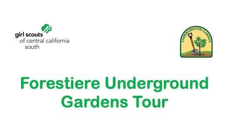 Forestiere Underground Gardens Tour - Fresno  tickets