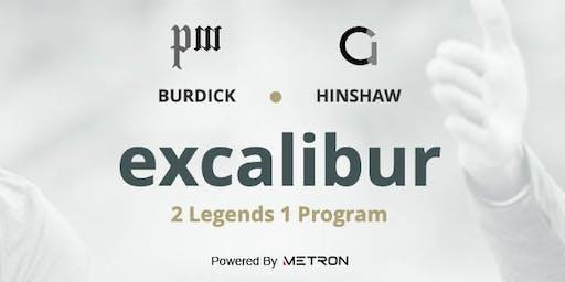 Excalibur Weekend