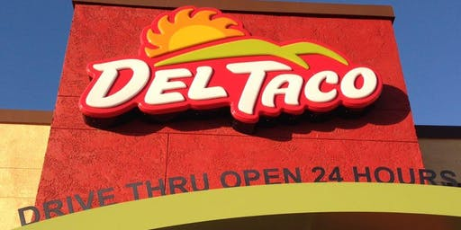 New Allen Park Del Taco Grand Opening Celebration On Monday 6/24/19 - Register For A FREE Combo Meal! (Limit 50)
