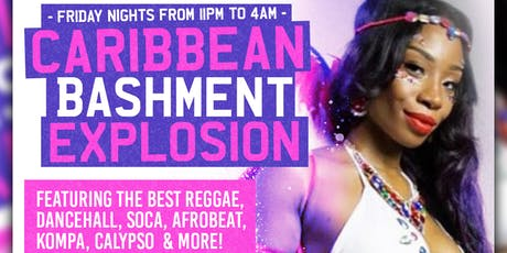 Caribbean Bashment Explosion with 99 Jamz tickets