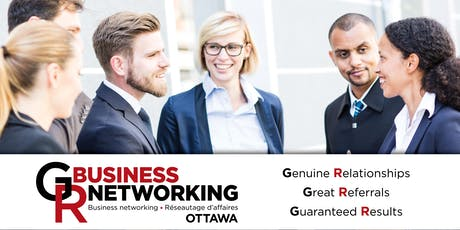 Ottawa Competitive Edge Networking Lunch-Visitors Welcome! tickets