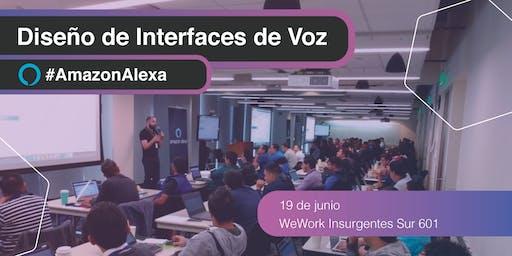 Diseño de Interfaces de Voz [Alexa Workshop]