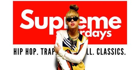 Supreme Saturdays tickets