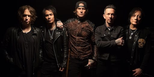 Buckcherry with special guest Trenched