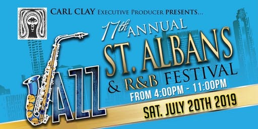 17th Annual St. Albans Jazz and R&B Festival