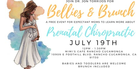Bellies and Brunch: Having Your Best Pregnancy Yet tickets
