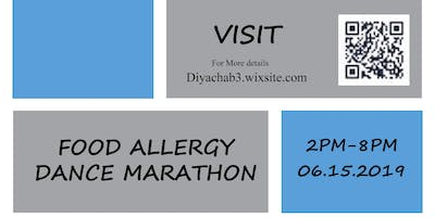 Diya Chabria's  Food Allergy Dance Marathon