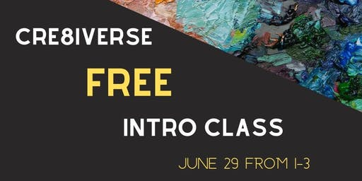 Cre8iverse Intro Class