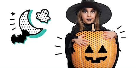 Halloween Spooktacular tickets