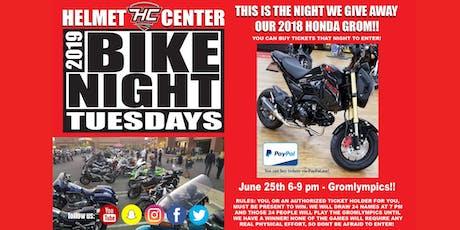 LAST Summer 2019 Bike Night tickets
