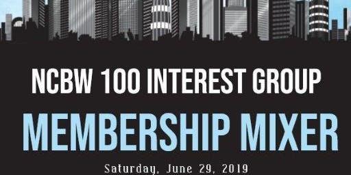 National Coalition Of 100 Black Women-Houston Interest Group Membership Mixer
