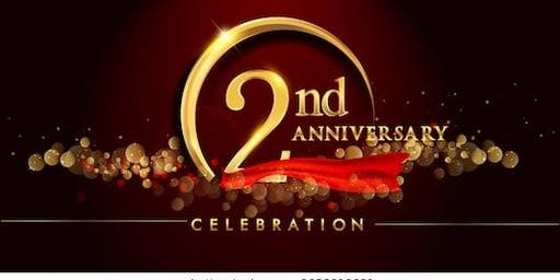 2nd Annual Anniversary Celebration