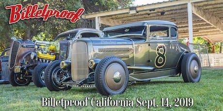 Billetproof California 2019 tickets