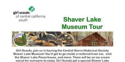 Shaver Lake Museum Tour - Fresno