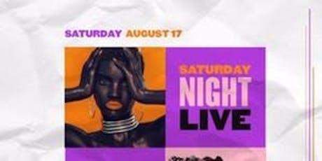Saturday Night Live Hip Hop vs Caribbean @ 760 Rooftop tickets