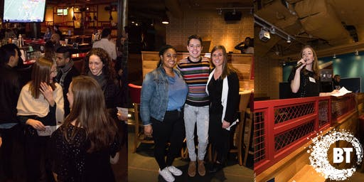 Get Schooled: Breakthrough's Trivia Night at Clery's
