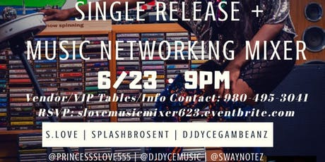 Listening Party/Music Networking Mixer tickets
