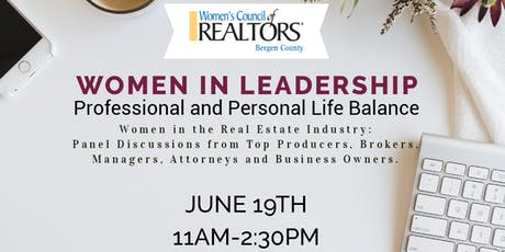 Women In Leadership Panel Discussion tickets
