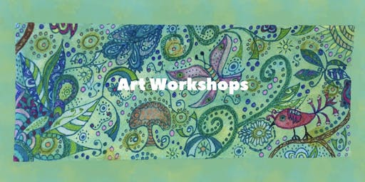 Celebrate Art - 3rd Annual Art Workshops Week