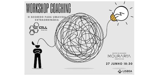 Workshop Coaching - O segredo para uma vida extraordinária.