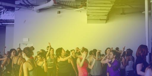 VIBEUP + BLOCK 37 SUMMER SUNSHINE Sweat + Social :: Yoga + Fitness + Social