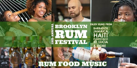 2nd Annual BROOKLYN RUM FESTIVAL tickets