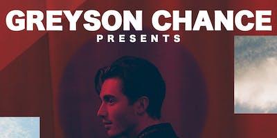 GREYSON CHANCE @ recordBar