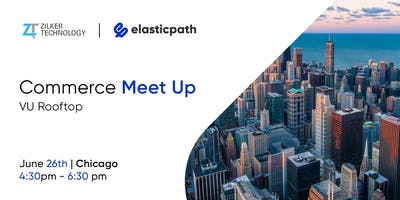 Commerce Meet-Up: Headless in Chicago Happy Hour