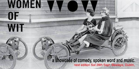 Women of Wit tickets