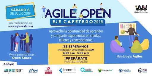 Agile Open Eje Cafetero 2019