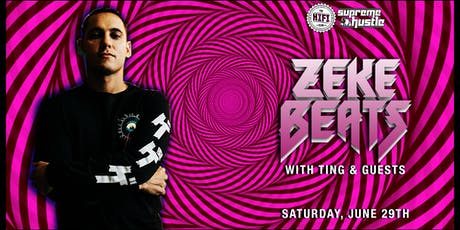 ZEKE BEATS tickets