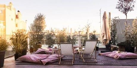Tardeo en terraza secreta top de Malasaña con entrada gratuita entradas