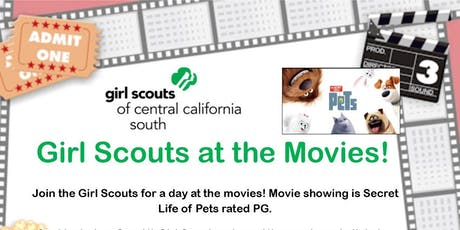 Girl Scouts at the Movies - Kern  tickets