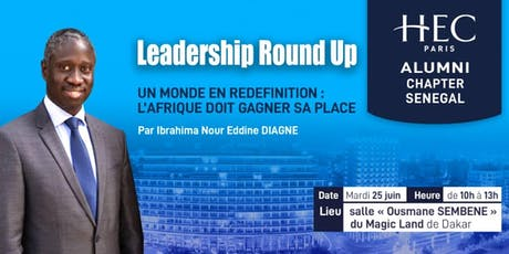 Leadership Round Up - Edition 1 billets