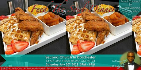 Feed The Soul Dinner tickets