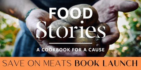 Food Stories Book Launch tickets