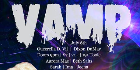 Vamp Drag Show tickets