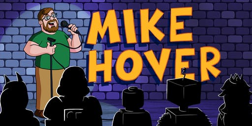 Mike Hover Comedy Recording!