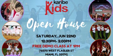 Open House + Free Demo Class! tickets