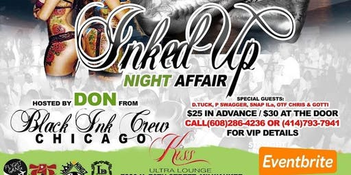 Inked Up Hosted By Don From Black Ink Crew Chicago