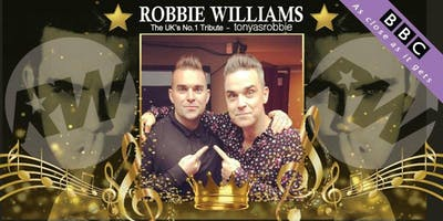Robbie Williams - UK's No.1 Lookalike full band tribute show