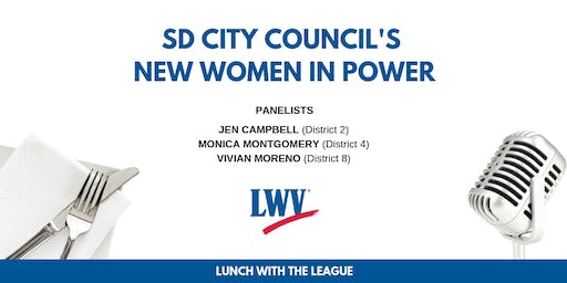 City Council's NEW Women in Power