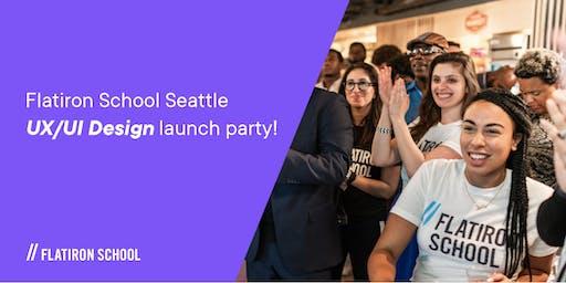 Design Your Future w/ UX/UI : Launch Party | Seattle