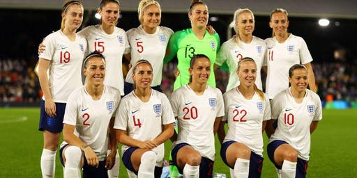 Womens World Cup: England V Japan