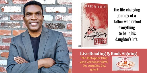 My Daughter's Keeper Book Release And Live Reading Event With Author