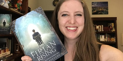 Firian Rising Book Launch & Signing with Carly Stevens