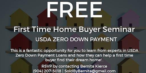 USDA 100% Financing Home Buyer Event
