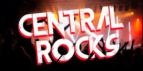 CENTRAL ROCKS - CENTRAL VENUE WREXHAM tickets